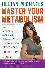 Master Your Metabolism Jilian Michaels Hardcover