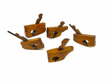 Beautiful Miniature Boxwood Luthier Planes