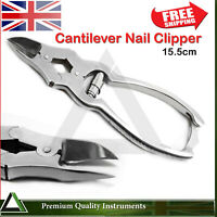 Cantilever Nipper Manicure Pedicure Clipper Chiropody Heavy Duty Thick Toenail