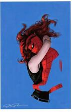 "PAOLO RIVERA - AMAZING SPIDERMAN #641 SIGNATURE EDITION ART PRINT 11""x17"""