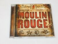 Moulin Rouge by Original Soundtrack CD 2001 Interscope Records Various Artists
