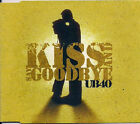 UB40 Kiss And Say Goodbye UK CD Single