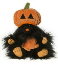 New! 2019 Charlie Bears Jack-O-Lantern (From The Magical Cauldron Collection)
