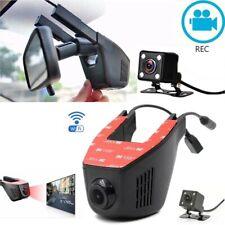 Auto Car DVR Telecamera Retromarcia WIFI Videoregistratore G-Sensor Dash Cam
