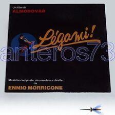 "ENNIO MORRICONE ""LEGAMI"" RARE LP ITALY 1990 OST SEALED"