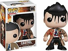 FUNKO POP! Television_SUPERNATURAL Join the Hunt__Leviathan CASTIEL Vinyl figure