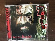 ROB ZOMBIE HELLBILLY DELUXE 2 SIGNED BY JOHN 5 (GUITARIST) AND PIGGY D (BASSIST)