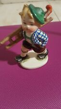 GOEBEL HUMMEL Boy With Ladder FF 141 VERY RARE EXCELLENT CONDITION