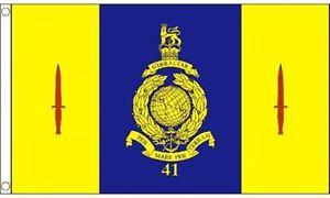 41 Commando 5'x3' Flag RM Royal Marines Military