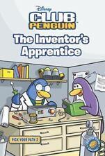 DISNEY CLUB PENGUIN The Inventor's Apprentice Pick Your Path 2 pbk book children