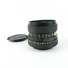 Für Rollei QBM Rolleinar-MC 1:1.4 f=55mm Objektiv lens