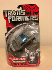 Hasbro Transformers Movie 2007 Deluxe Autobot Jazz Action Figure