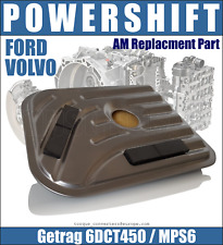 POWERSHIFT FORD,VOLVO 6dct450 FILTER,DCT450,filtro,filtrar,MPS6,Wet clutch DSG