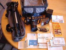 MINOLTA MAXXUM 7000 CAMERA BUNDLE WITH TRI POD & MUCH MORE!!!!