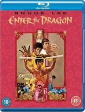 ENTER THE DRAGON [Blu-ray] (1973) Bruce Lee Martial Arts Classic Cult Movie