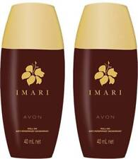 Avon Imari Classic Deodorant Roll-on - For Women (80 g, Pack of 2) FREE SHIPPING