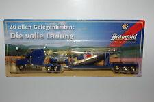 Werbetruck  US Truck  Tieflader  Braugold  Thüringen  7
