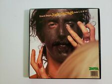 Frank Zappa - Joe's Garage - Acts I, II & III - Used 3-LP Box Set - US Pressing