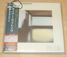 DIRE STRAITS 1st debut album UIGY-9032 Japan SHM SACD Mini-LP Knopfler guitar