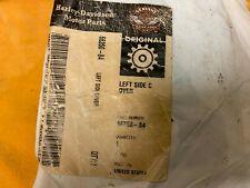 Genuine Harley FXR Left Black Side Cover  66350-84