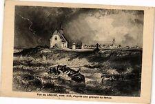 CPA Vue du Croisic vers 1840 d'apres une gravure du temps (250848)