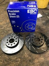 Volkswagen Golf / Leon / A3 288mm Front Brake Discs