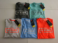 Under Armour Men's Iso-Chill Shore Break Fishing Crew NWT 2020