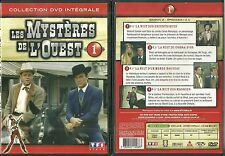 DVD - LES MYSTERES DE L' OUEST N° 1 / COMME NEUF - LIKE NEW