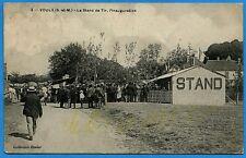 CPA : VOULX - Le Stand de Tir, l'Inauguration