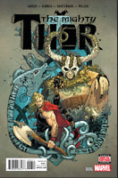 The Mighty Thor #6  Marvel 1ST PRINT COVER A Jane Foster Jason Aaron