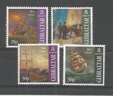 GIBRALTAR 1997 Europa Contes et légendes SG, 793-796 U/mm N/H Lot 4453 A