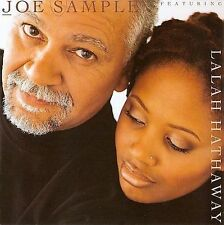 SAMPLE, JOE FEATURING LALAH HATHAWAY - THE SONG LIVES ON - CD - NEW