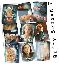 Buffy The Vampire Slayer Season 7 (Seven) - 90 Card Basic/Base Set Inkworks 2003