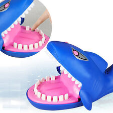 Funny Toy Large Shark Mouth Dentist Bite Finger Game Gift for Cute Kids Children