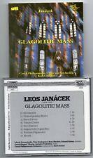 Janacek - Glagolitic Mass - Czech Philharmonic Choir & Orch - Karel Ancerl (CD )