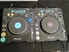 Pair of Pioneer CDJ 1000mk3 Exellent condition DJ Players CDJ 1000 mk3