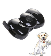 Multi Function Bow Tie Pet Dog Cat Locator MMS Video GSM GPRS Real Time Tracker