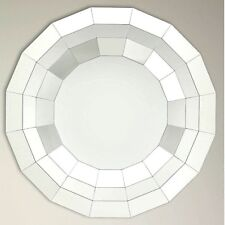 Lambert Round Mirror Clear Glass By John Lewis Dia 75 cm Best For DIY Projects