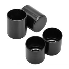 Black Docking Hardware Point Covers Fit for Harley Road King Street Glide 96-17