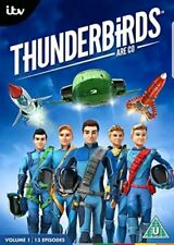 Thunderbirds Are Go (2015) Volume 1 DVD 13 Episodes FREE SHIPPING