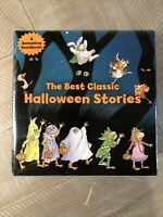 Sealed Set The Best Classic Halloween Stories Book Set 8 Bestselling Boardbooks
