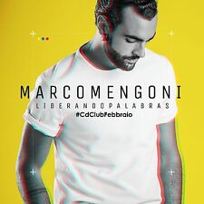 Marco Mengoni - Liberando palabras CD (new album/sealed)