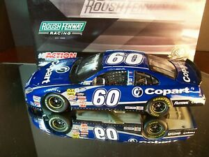 Carl Edwards #60 Copart 2010 Ford Fusion 1:24 M.A. 1,477 Made Roush