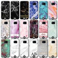 Personalized Marble Case/Cover for Samsung Galaxy Note/On Initial/Name/Customise