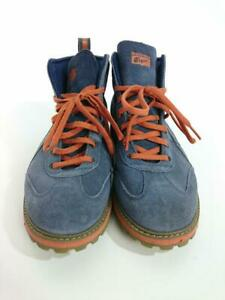 Onitsuka Tiger  26cm Suede Blue Size 26cm Fashion Boots 2955 From Japan