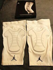 Air Jordan - Padded Knee Sleeves 1 Pair US Men's Size L/XL **NEW**