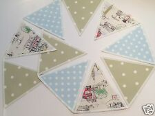 FABRIC BUNTING CATH KIDSTON FABRIC Billie Goes Town, Blue Star, Spot 2m