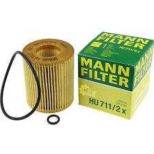 Original MANN-FILTER Ölfilter Oelfilter HU 711/2 x Oil Filter