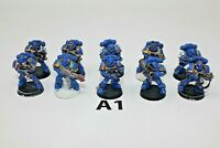 Warhammer Space Marines Tactical Squad - A1