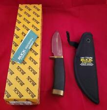 Buck Knife Vanguard B692-BK-0 692 100 Year Anniversary 692T 033753026157 NEW